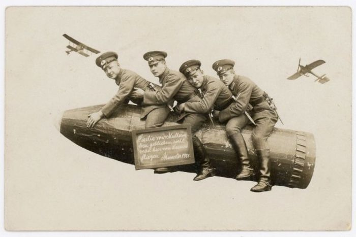 WWI Photos (41 pics)