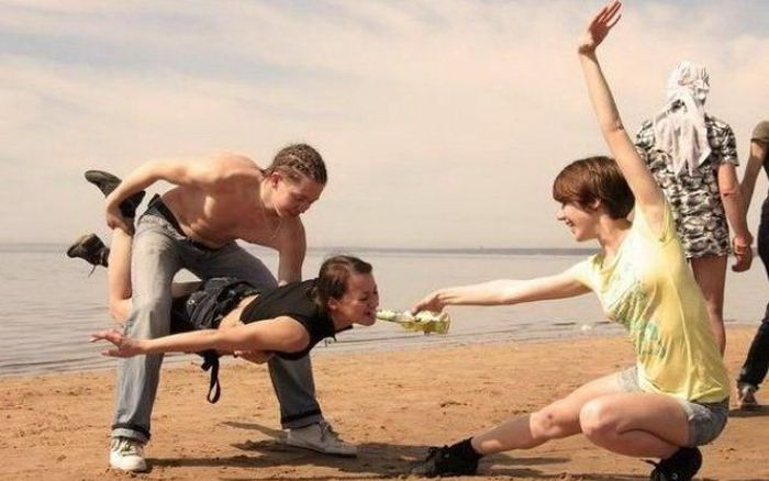 Funny Drunk People (34 pics)