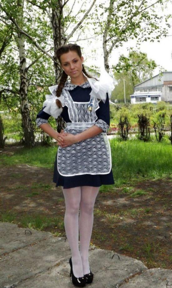 Russian Schoolgirls 29 Pics-5857