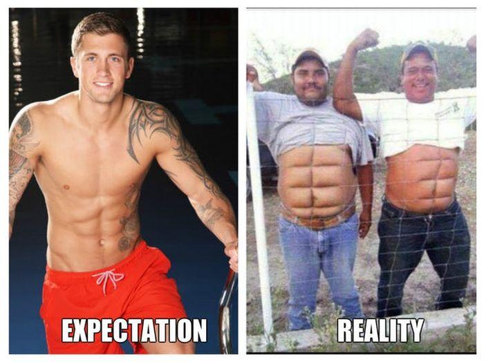 Expectation Vs Reality (29 pics)