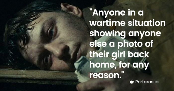Things That Are Huge Red Flags In Movies But No Big Deal In Real Life (25 pics)