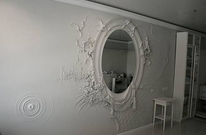Russian Artist Creates 3D-Art In An Old-Fashioned Way (24 pics)