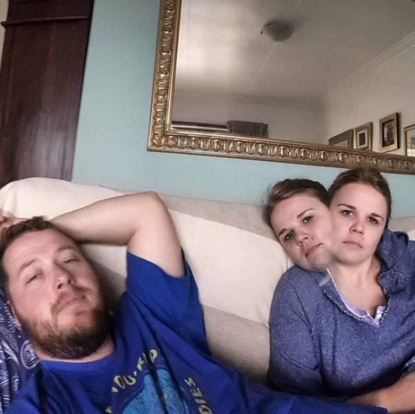 Funny Selfies (40 pics)