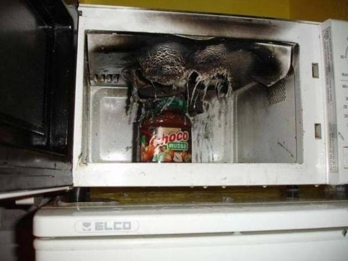 Fails In The Kitchen (34 pics)