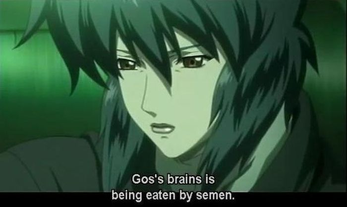 Anime Subtitles Lost In Translation (25 pics)