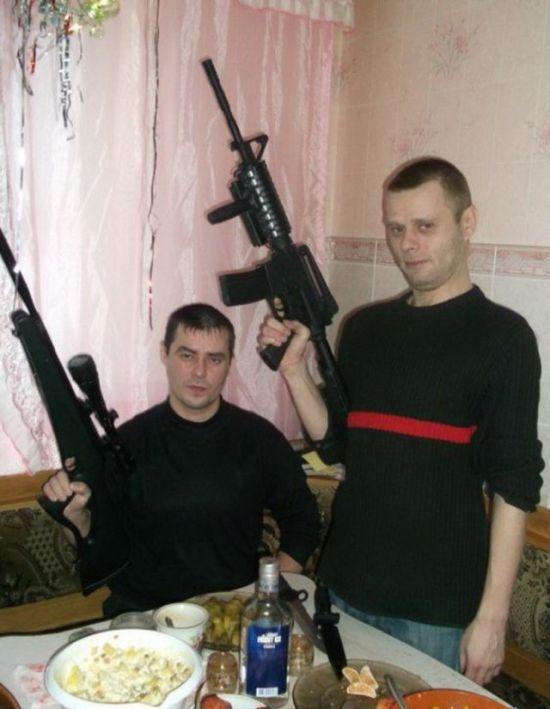 Russian Men Are Different (39 pics)