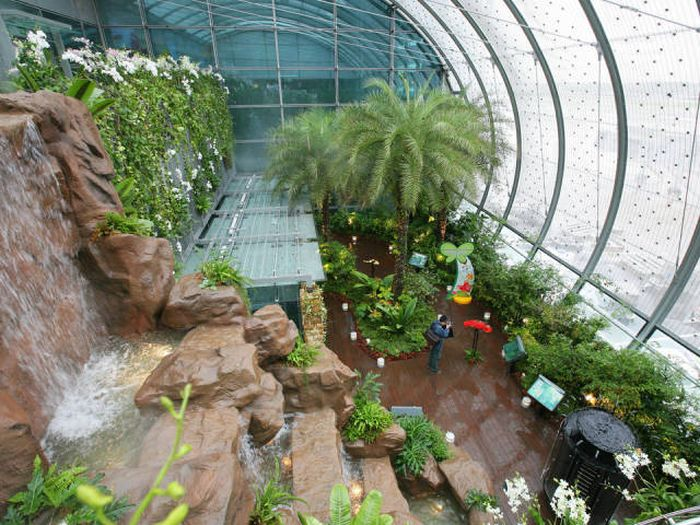Singapore's Changi Airport Is An Amazing Place (41 pics)