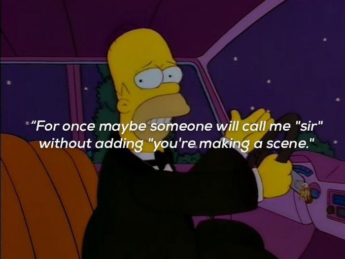 Funny 'The Simpsons' Quotes (25 pics)