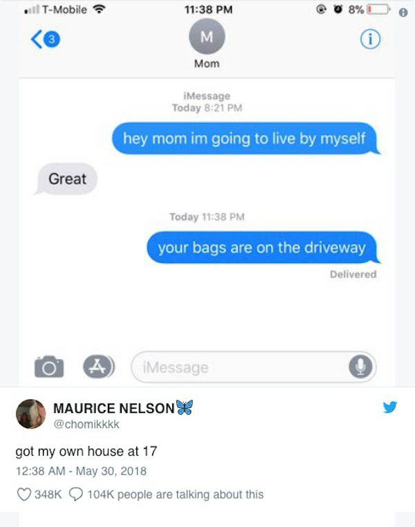 New Twitter prank targets moms, with mixed results (15 pics)