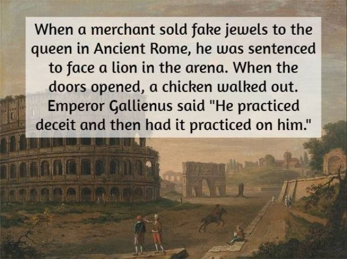 Interesting Historical Facts (18 pics)
