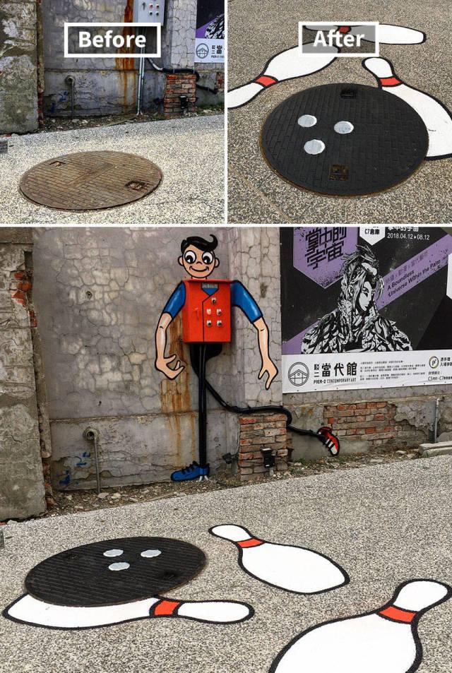 Cool NYC Street Art (40 pics)