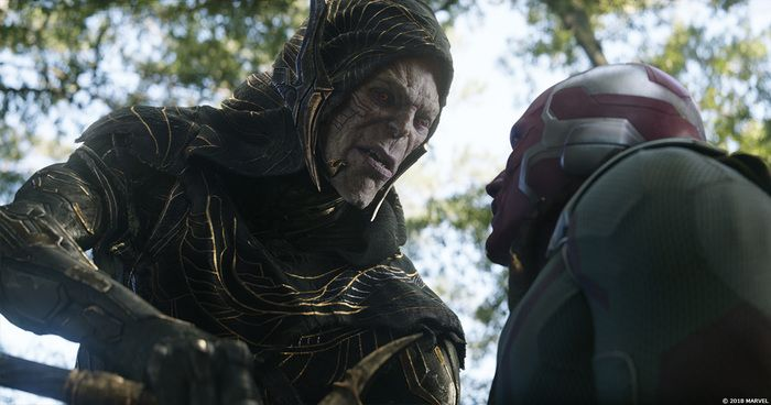 Avengers: Infinity War Special Effects (22 pics)