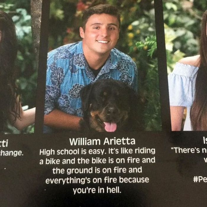 Funny Yearbook Quote (20 pics)
