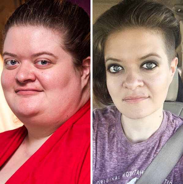 People Who Lost Weight (36 pics)