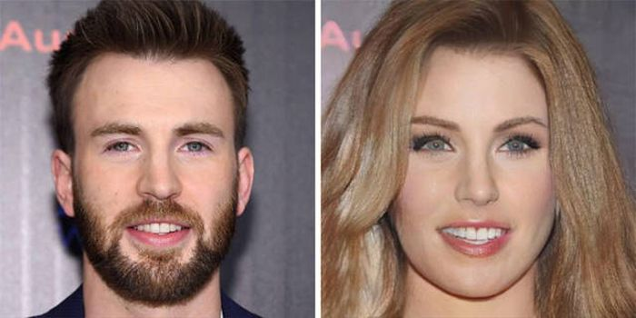 Male Marvel Actors Just Received Their Female Alter Egos (22 pics)
