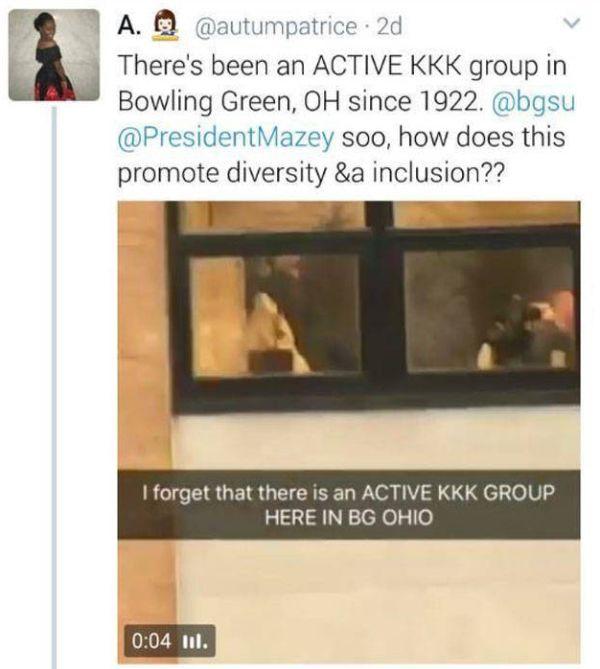Is It A KKK Meeting? (4 pics)