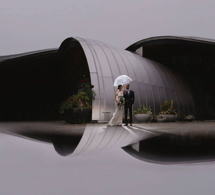 A Simple Trick From A Wedding Photographer (5 pics)