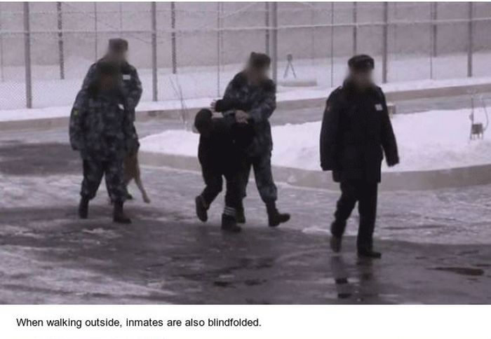 Black Dolphin Prison, Where Russia's Worst Criminals Serve Their Life Sentences (15 pics)