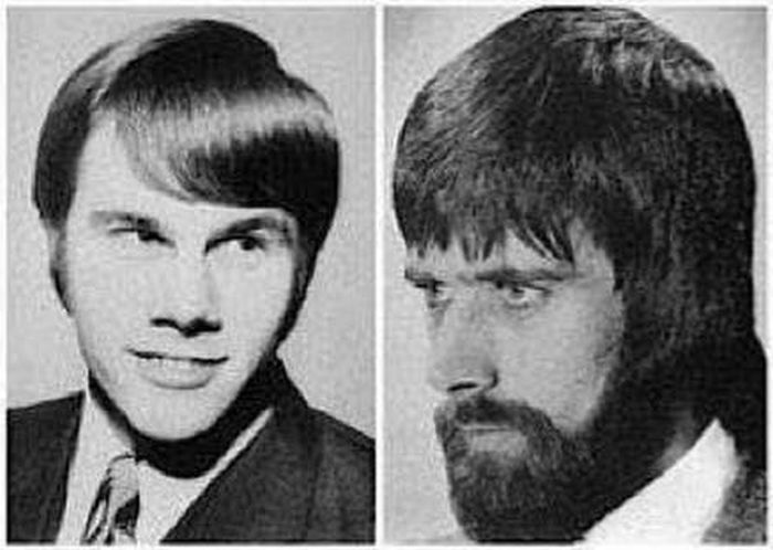 Barber Shop Style Guide Late 70's (8 pics)