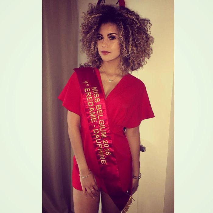 """Miss Mundial-2018"" Is From Belgium (21 pics)"
