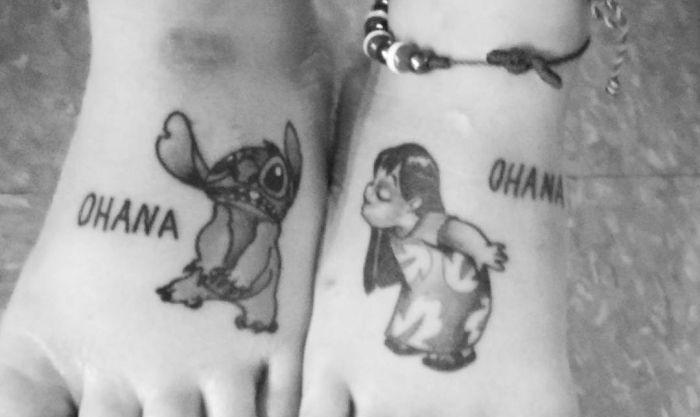 Sister Tattoos (22 pics)