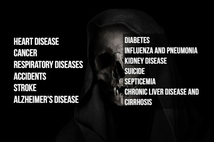 Unusual But Common Causes Of Death (14 pics)