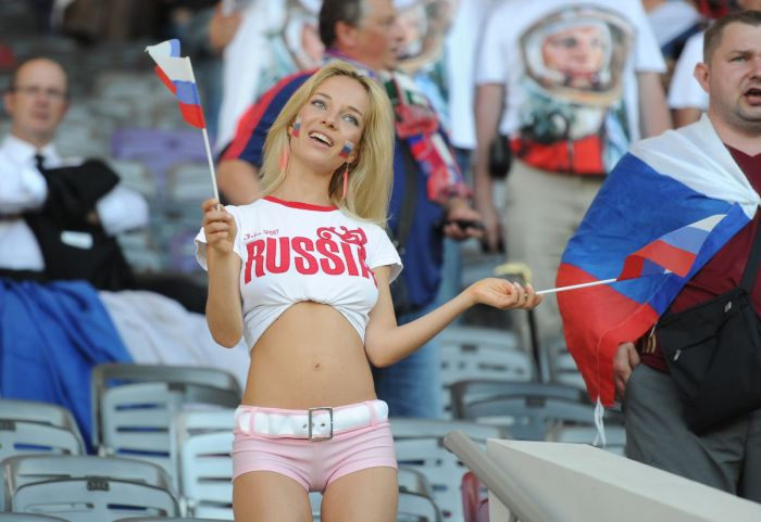 Sexy Fans Of The 2018 World Cup (32 pics)