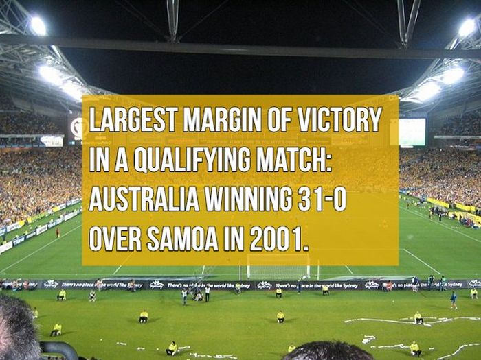 Interesting FIFA World Cup Records (18 pics)