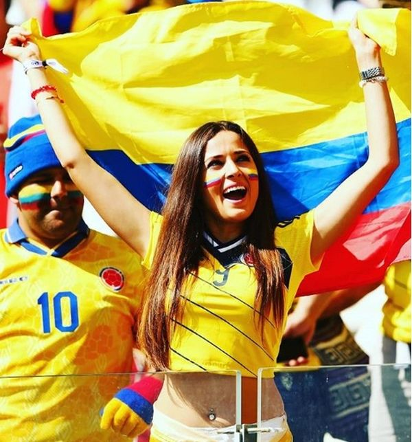 Cute Fans Of Fifa 2018 World Cup (31 pics)