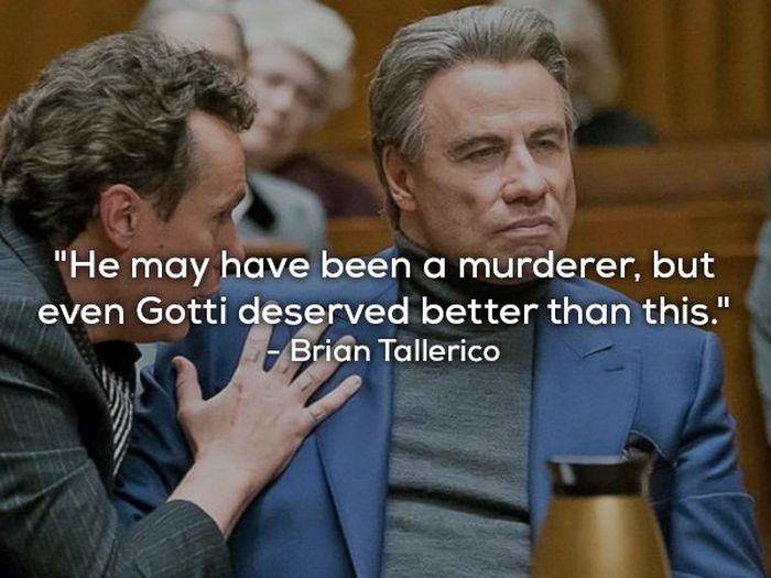 'Gotti' Reviews On Rotten Tomatoes Where It Received 0% (11 pics)