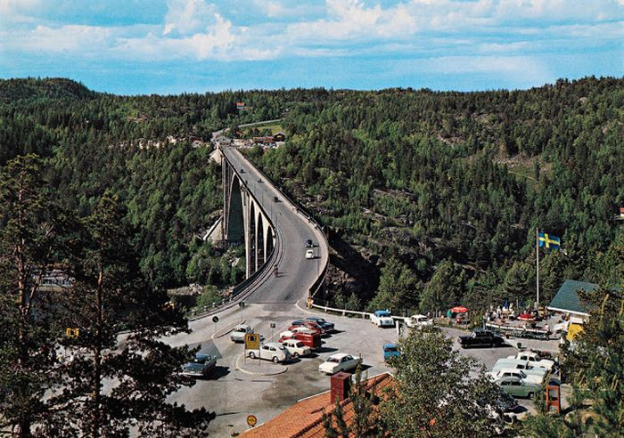 Color Photos of Norway in the 1960s (29 pics)