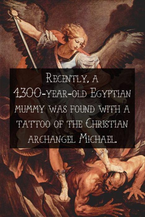 Interesting Tattoo Facts (18 pics)