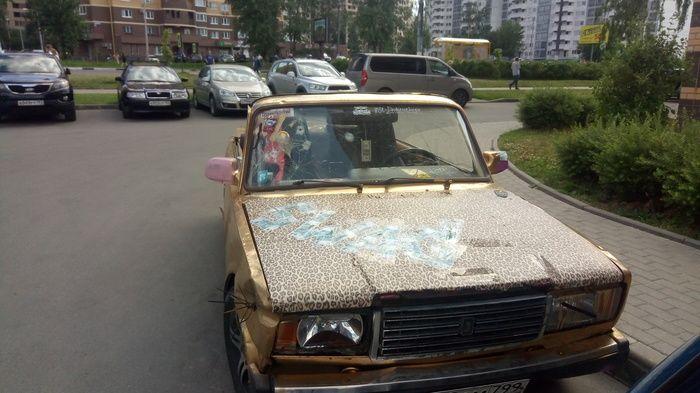 Russian Convertible (3 pics)