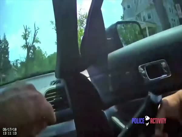 Bodycam Shows Cleveland Police Shoot Suspect Fighting Officers