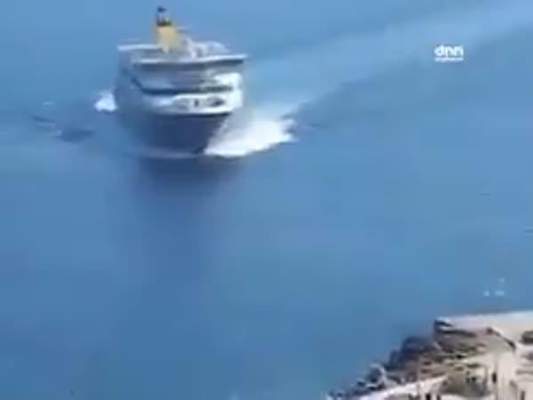 Parking Your Vessel Like a Boss