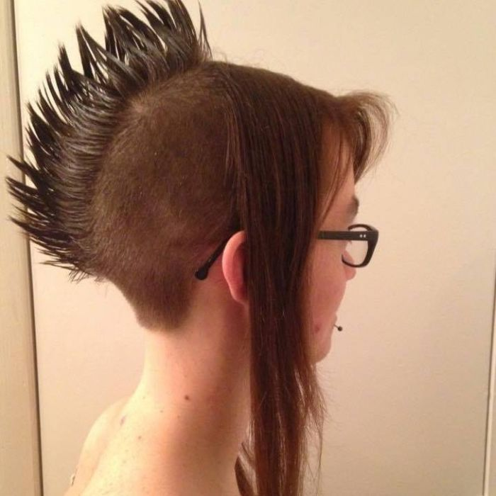 Funny Hairstyles (19 pics)