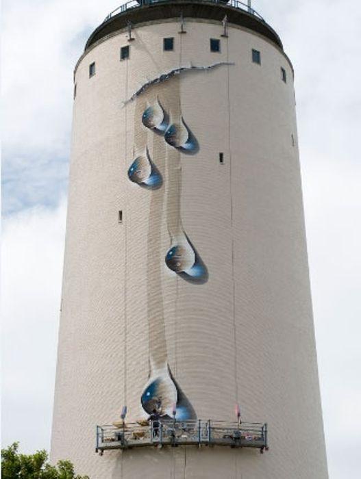 Impressive Street Art (18 pics)