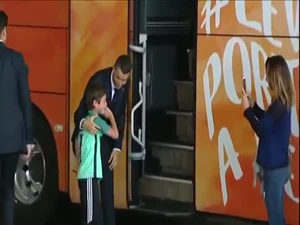 Team Portugal Departed For The World Cup