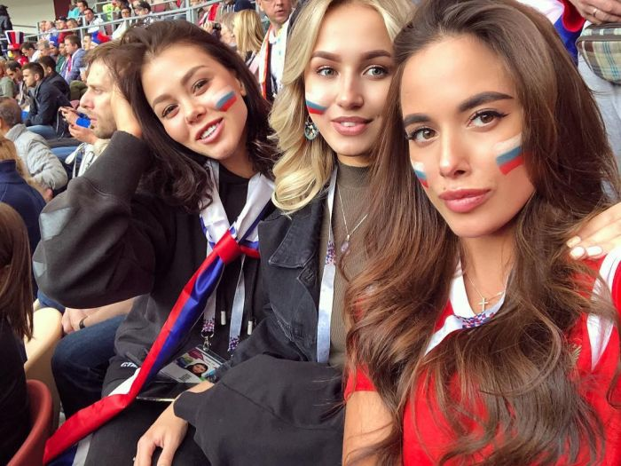 Hot Fans Of The 2018 World Cup (78 pics)