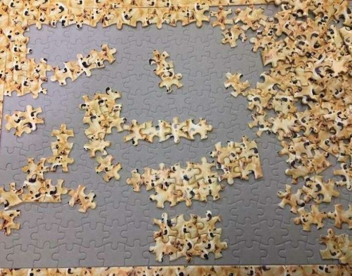 This Puzzle Is Crazy (3 pics)