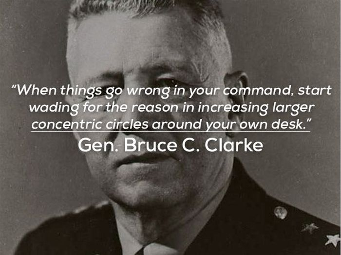 Inspirational Words From Some Of The World's Greatest Military Leaders (17 pics)
