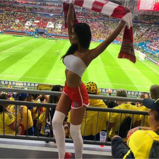Sexy Fans From Poland (16 pics)