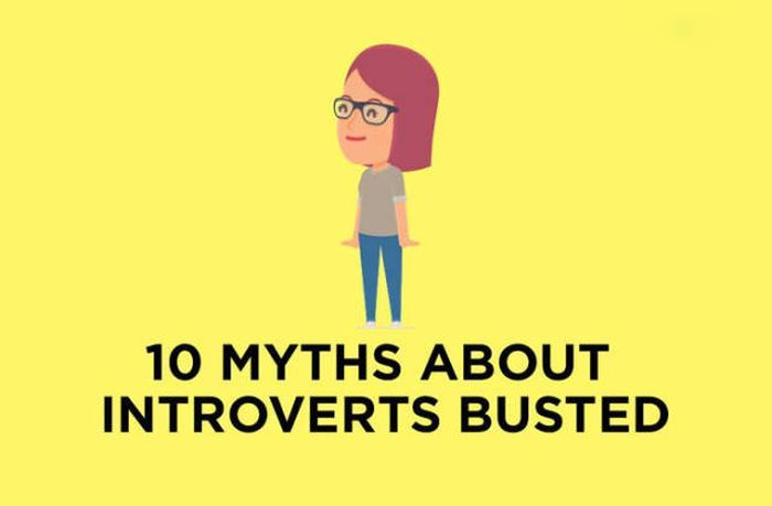 10 Myths About Introverts Busted (12 pics)