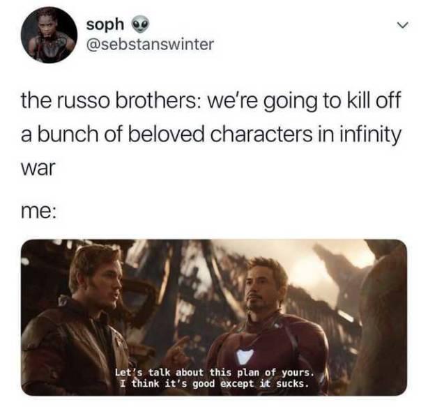 Avengers Memes (30 pics)