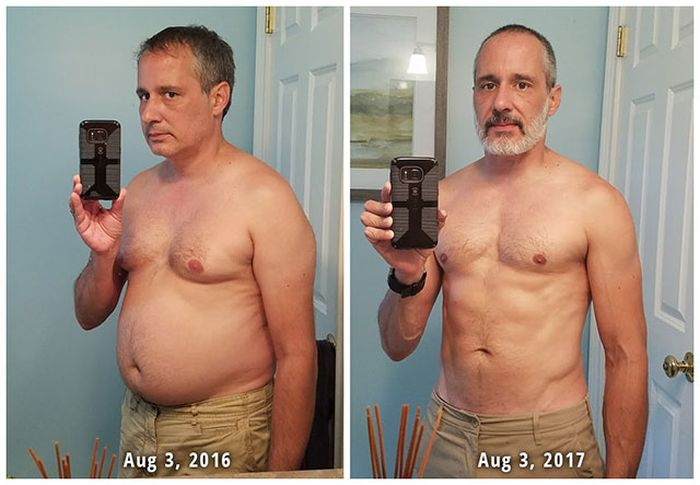 People Who Lost Weight (20 pics)