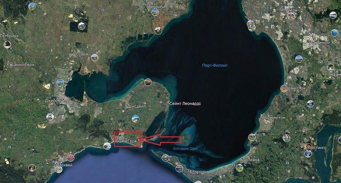 As Seen On Google Earth (4 pics)