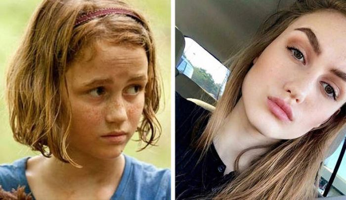 Little Actresses Are Growing Up So Fast (15 pics)