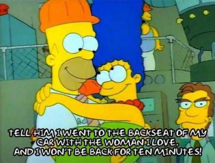 Dirty Jokes From The Simpsons (27 pics)