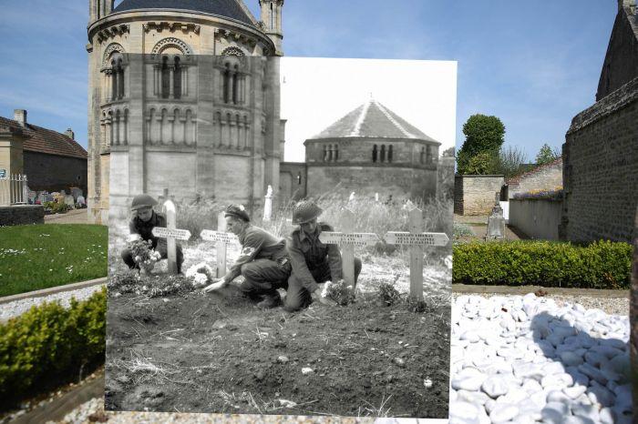Past Meets Present (10 pics)