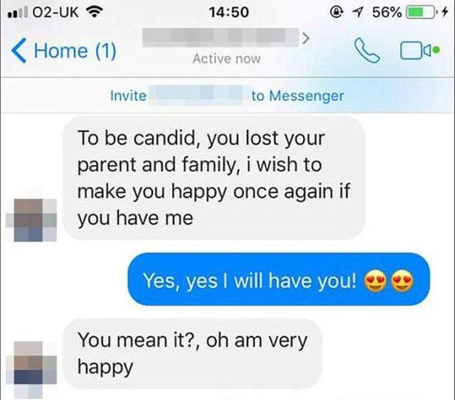 Estate Agent Trolling A Scammer (19 pics)